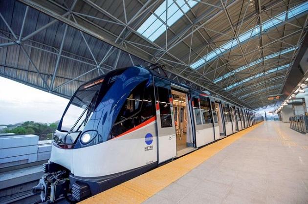 La extensión de la Línea 1 del Metro tiene un precio de referencia de 218 millones 578 mil 185 dólares.
