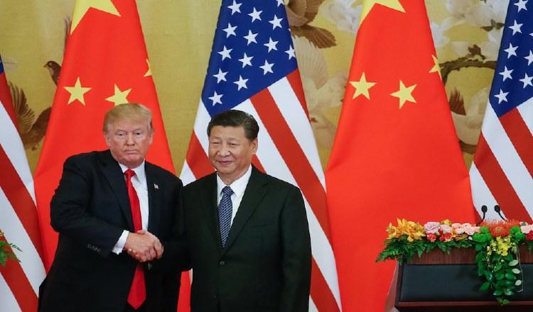 FMI: tensión entre Estados Unidos y China es una amenaza para la economía mundial