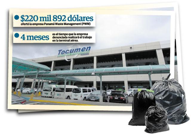 Tocumen S.A. contrata empresa denunciada para limpieza de la terminal