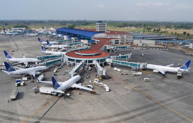Industria estima que el transporte aéreo de Panamá crezca un 155 por ciento en 20 años