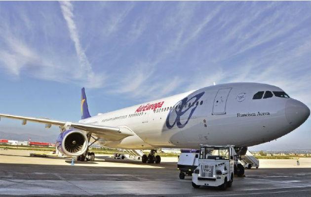 Iberia y Air Europa realizará dos vuelos directos a Panamá