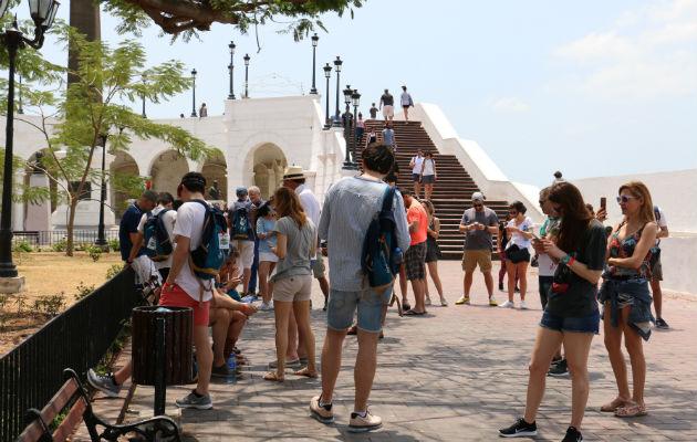 La ATP afirma que 11 millones de turistas llegaron a Panamá entre 2014 y 2019