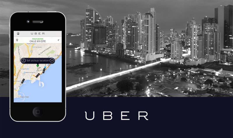 Peligra continuidad del servicio de transporte que ofrece Uber en Panamá