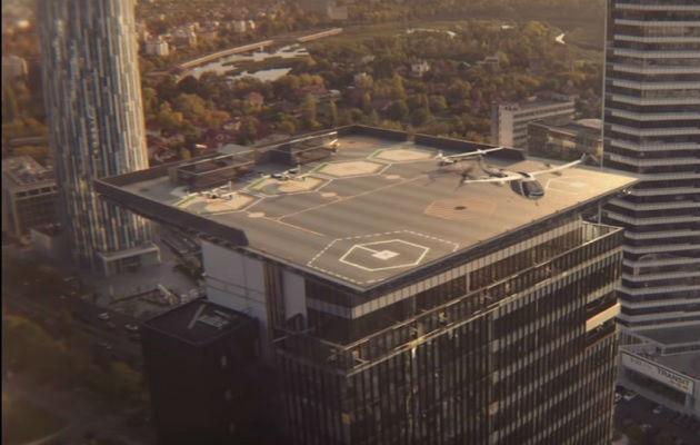 Uber se prepara para iniciar el servicio de 'Uber Air' en 2023