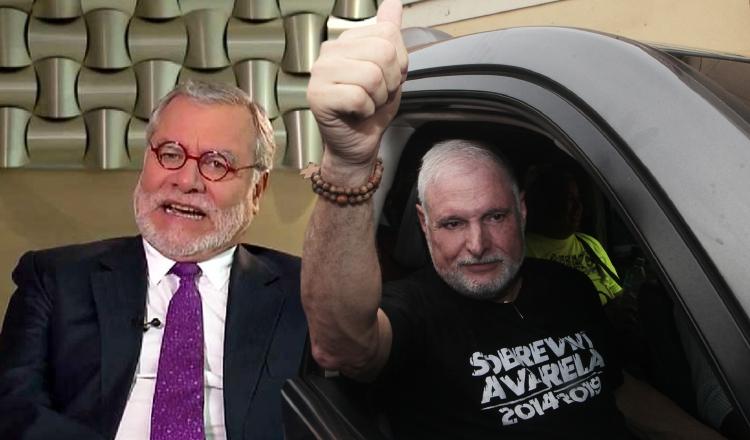 Opinión de Ugaz en caso Ricardo Martinelli es 'irresponsable' y denota 'manipulación'