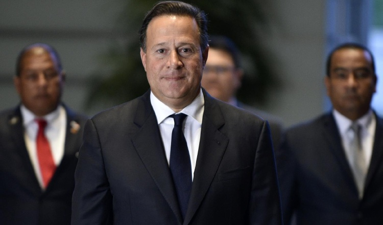Juan Carlos Varela coordinó manejo del testigo protegido que acusó a Ricardo Martinelli
