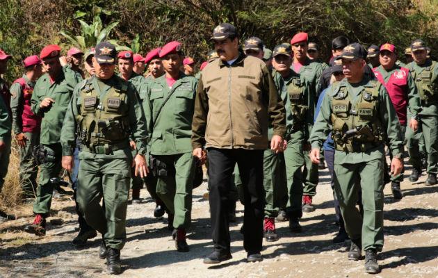 Ponen fecha a una eventual invasión de EE. UU. a Venezuela
