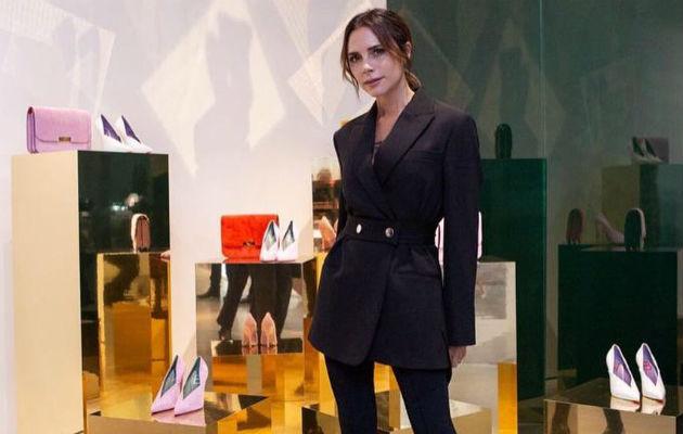 Firma de moda de Victoria Beckham en medio de una demanda de parte ...