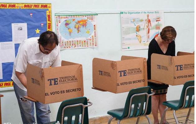 Participación en las elecciones de Panamá es alta en comparación a otros países de la región