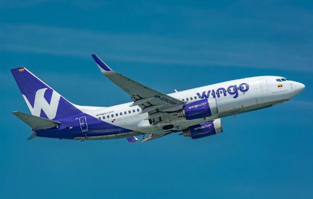 Wingo transportó 21 por ciento más pasajeros que en 2017