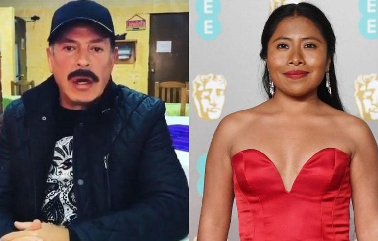 Sergio Goyri se disculpa luego de llamar a Yalitza Aparicio 'pinche india'