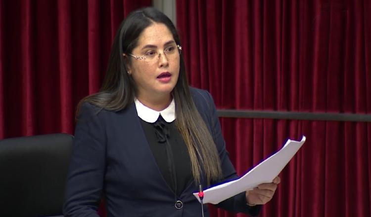 Zulay Rodríguez vincula a la procuradora Kenia Porcell con Odebrecht