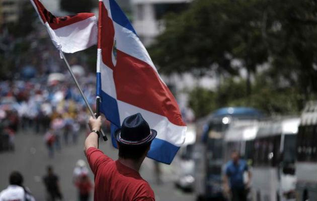 Ley que limita huelgas abre nuevo episodio en una convulsa Costa Rica