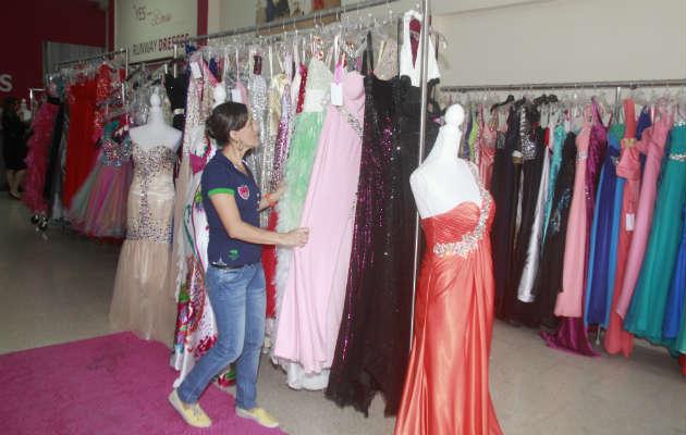 Alquiler vestidos de novia panama
