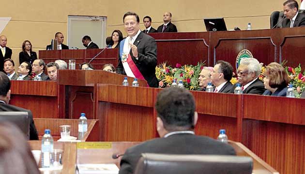 La presión social obliga a Varela a retirar proyecto