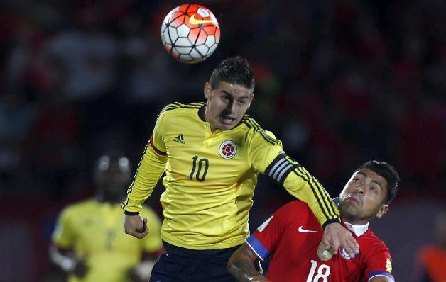 Colombia no se dejó intimidar