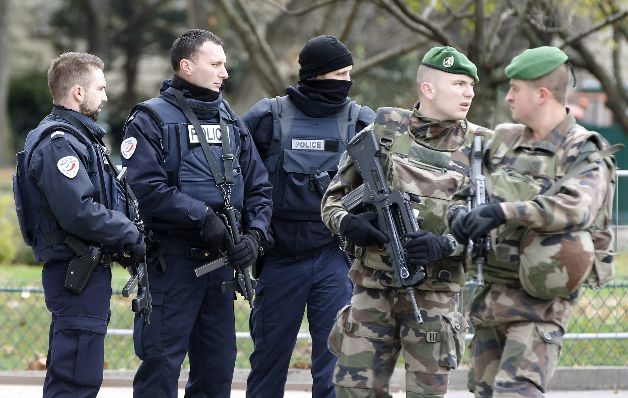 Europa intensifica las medidas de seguridad
