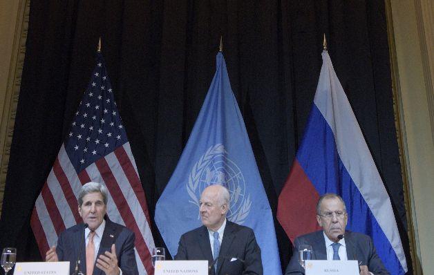 Plan de paz sirio incluye una tregua y un nuevo Gobierno en seis meses