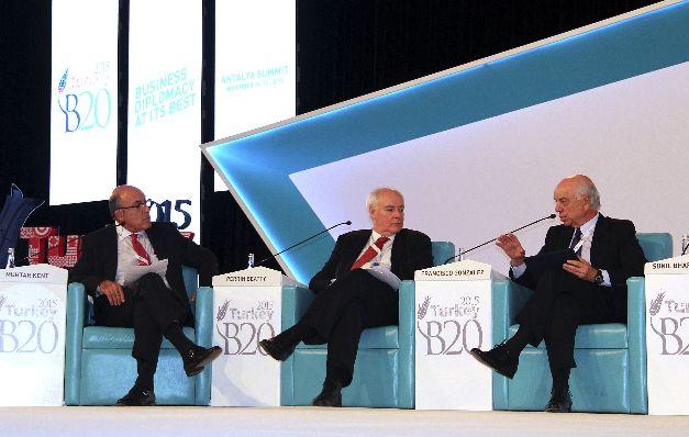 BBVA exige al G20 crear medidas para impulsar la economía mundial
