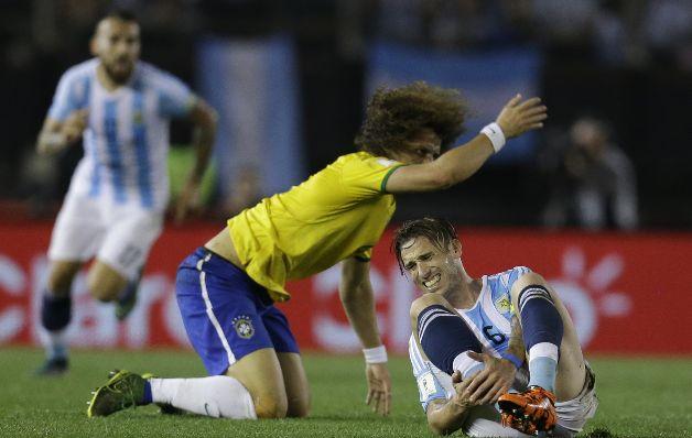 A pesar de temor, Luiz vuelve a París