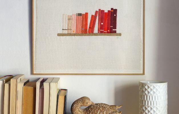 Decora tu casa con libros