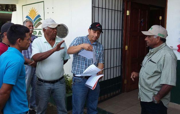 Productores de cebolla denuncian al Gobierno por incumplir acuerdo