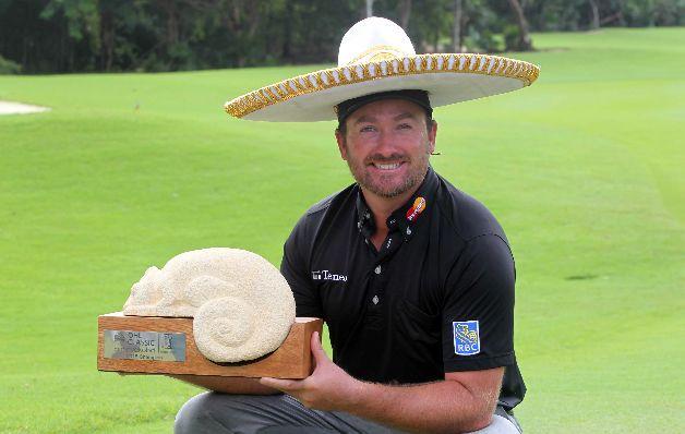McDowell rompe sequía en México