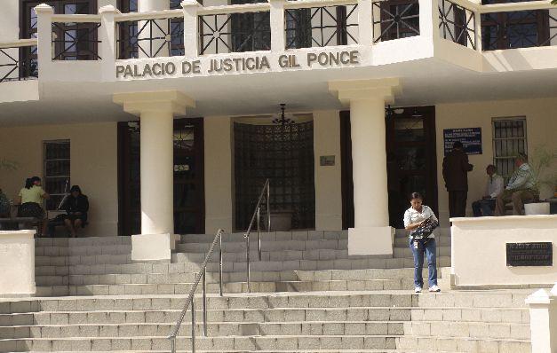 Sociedad civil no está conforme ante caso de red criminal en la CSJ