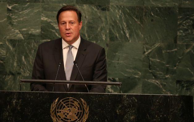 Varela asistirá a cumbre sobre cambio climático