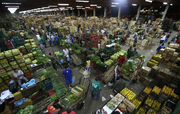 La actividad económica de Brasil se contrajo