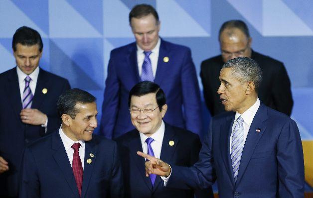 China y Rusia critican los pactos comerciales liderados por EE.UU.