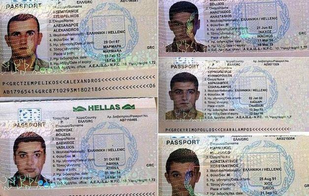 Sirios buscan refugio