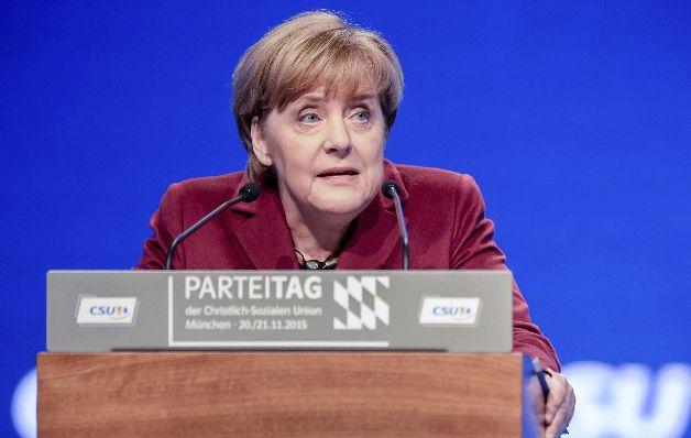 Merkel rechaza límite