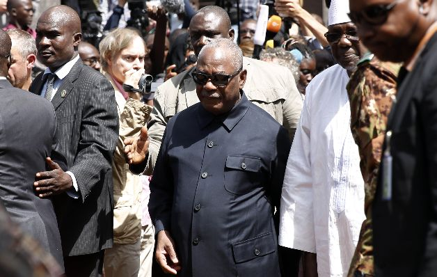 El presidente de Mali llama a