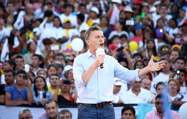 Argentina cierra la 'era K' y elige presidente hoy en segunda vuelta