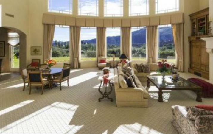 Conoce la impresionante mansión de Britney Spears