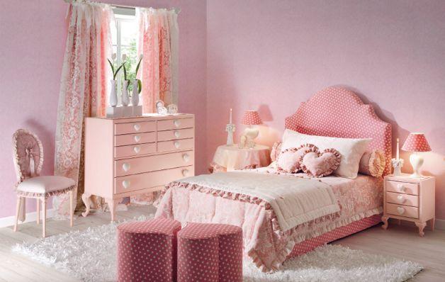 Trucos simples para decorar el dormitorio panam am rica - Habitaciones completas ...