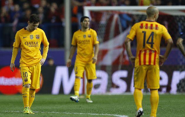 Barcelona  hace un llamado a la afición