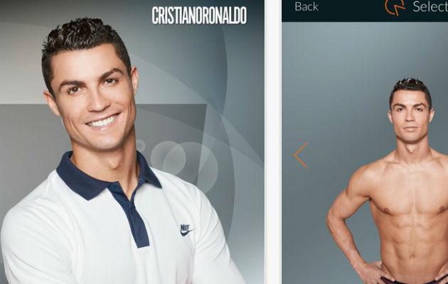 Nueva App Para Lograr Un Selfie Con Cristiano Ronaldo