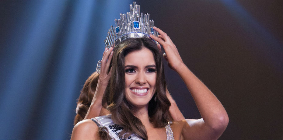 Ex Miss Universo Alborota Las Redes Sociales Casi Desnuda Panamá