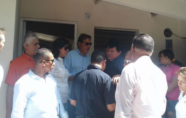 Varela pide al presidente Santos que controle droga que ingresa a Panamá