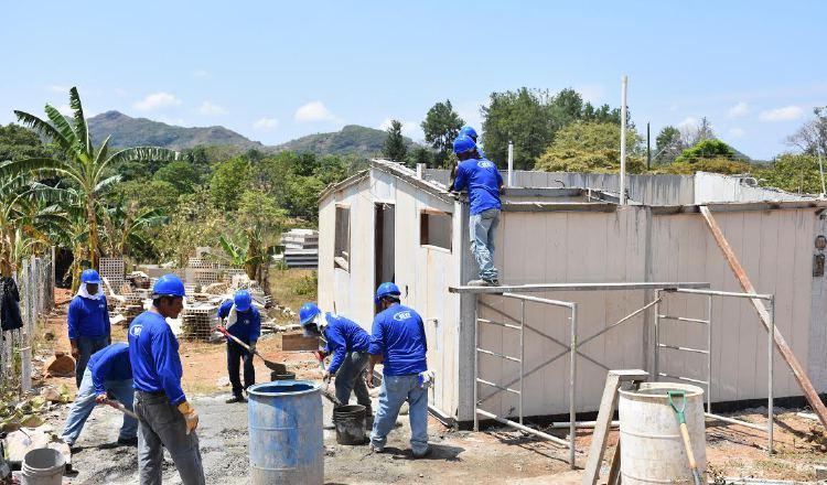 Construirán casas a más de 70 precaristas