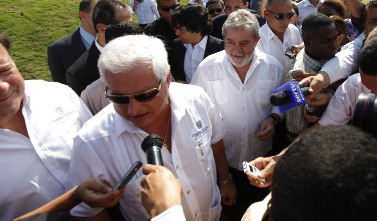 Las denuncias de persecución contra el expresidente Martinelli y su equipo de gobierno han trascendido las fronteras locales. /Foto Archivo