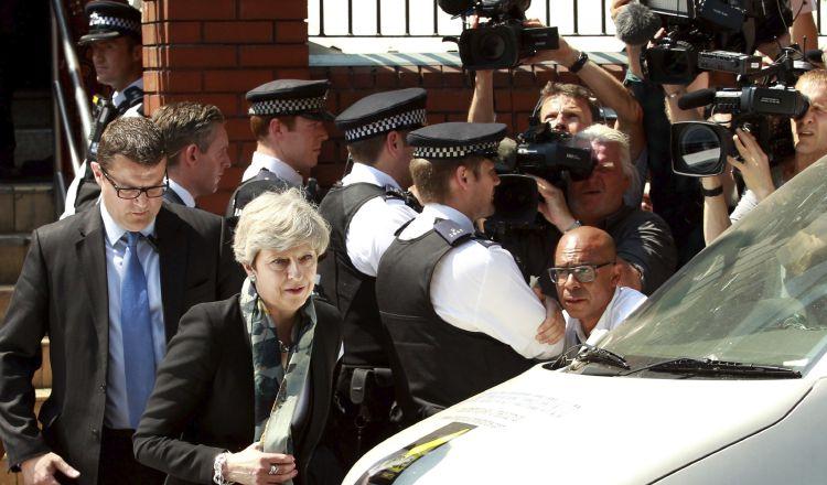 Musulmanes, objetivo del cuarto ataque terrorista en R. Unido