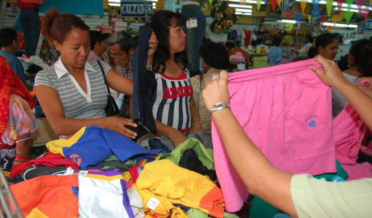Según Nadyi Duque, las compras de artículos de marca están un poco más impactados que los centros comerciales del país. /Foto Archivo.