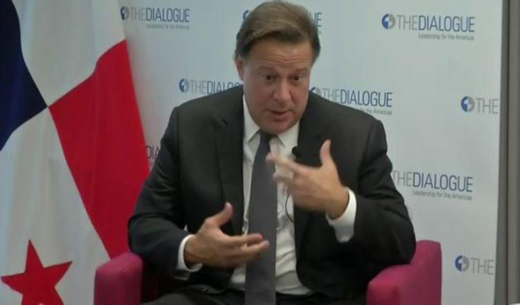 El jefe del Ejecutivo panameño dijo que Taiwán ayudó mucho a Panamá. /Foto Internet