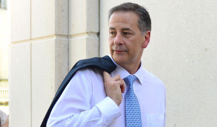 El abogado Marcos Jiménez. /Foto EFE