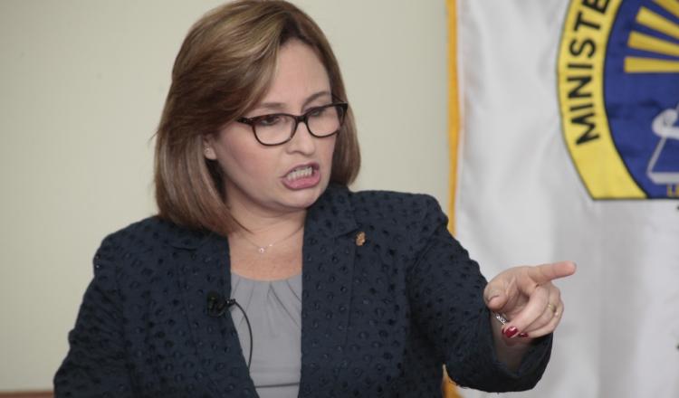 La jefa del Ministerio Público ha señalado que Panamá sí está investigando el caso Odebrecht. /Foto Víctor Arosemena