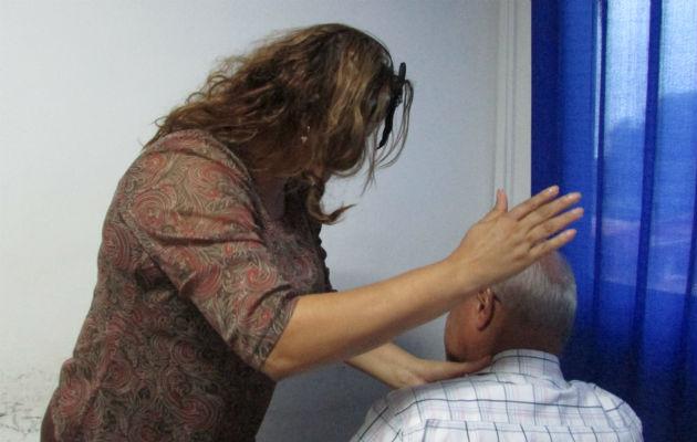 Familiares deben responsabilizarse y velar por su salud. Fotos: José Vásquez.
