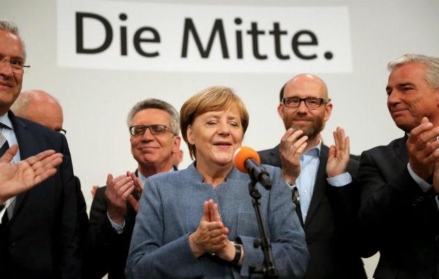 Ángela Merkel, una líder atípica e imbatible, con nuevos problemas en casa